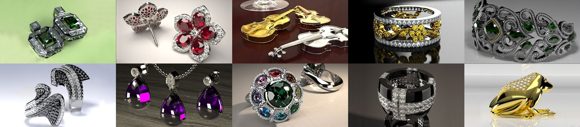 Jewelry Design Software Banner