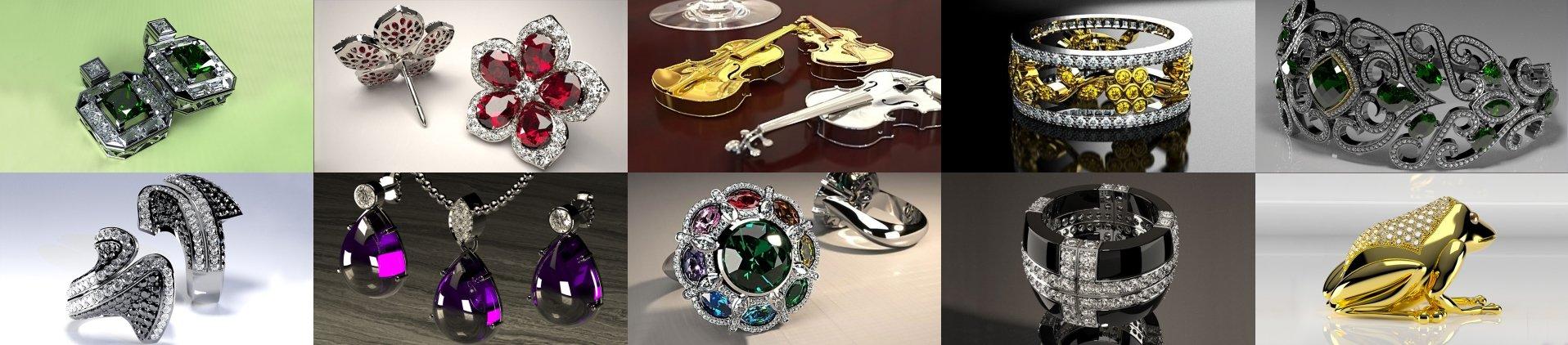 Jewelry Design Software Banner